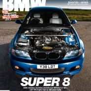 Blair&#8217;s 357ci Stars on front cover of Performance BMW Magazine
