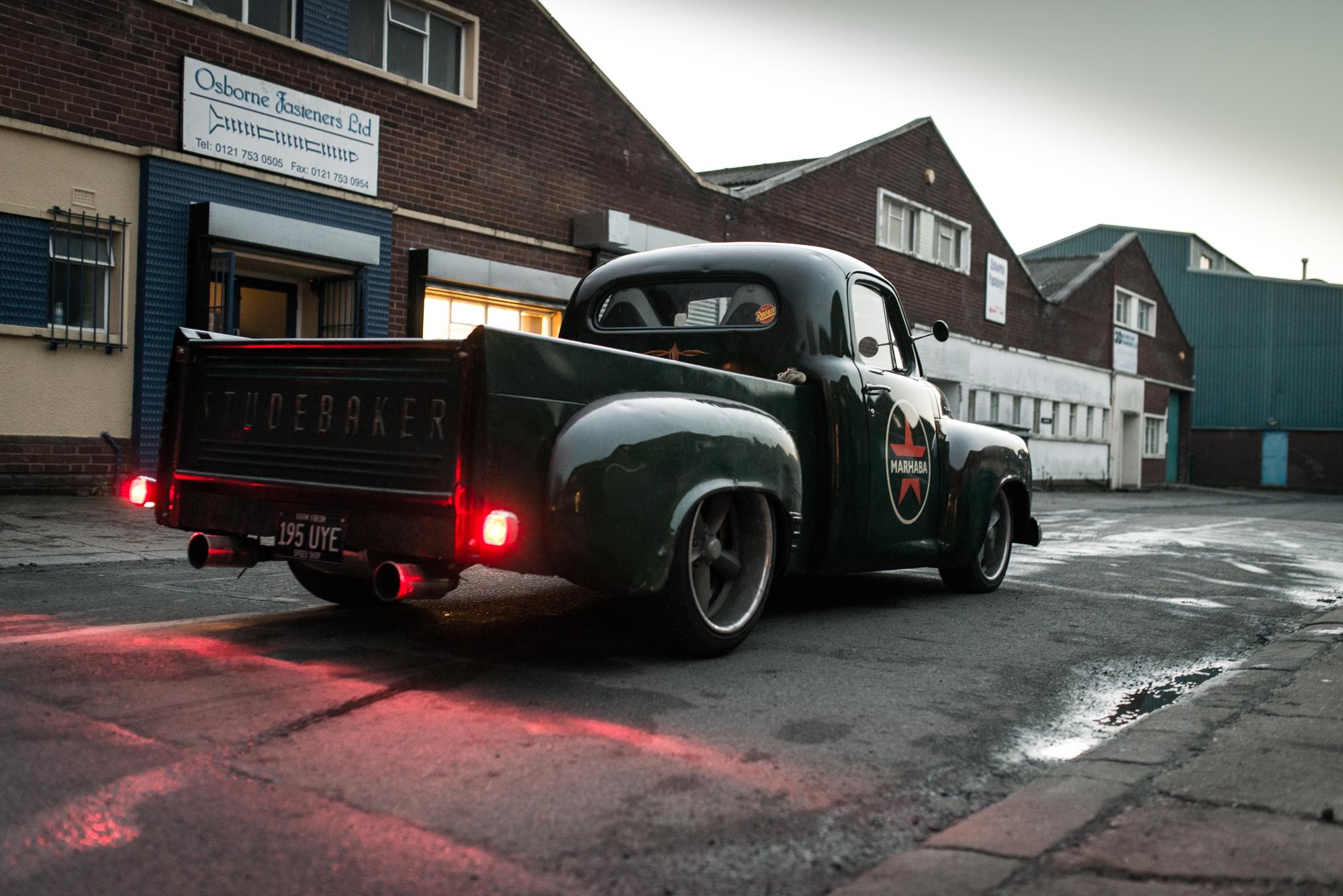 LS2/LS3 Studebaker